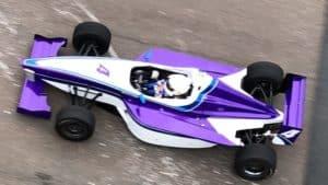 Formula 3 Car